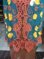 Handmade Balinese Lace