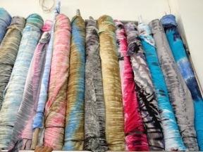 Bali Tie Die Fabrics