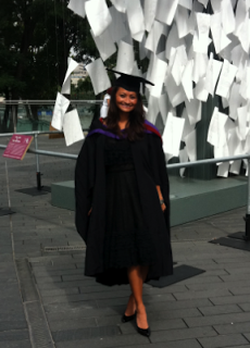 Masters Graduation from LCF
