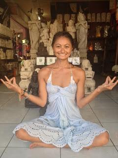 Yoga Keeps Me Sane