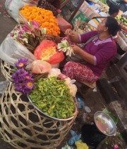 Flowers for the Offerings
