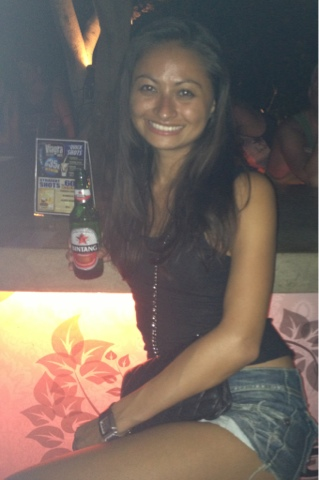 Letting My Hair Down at SkyGarden in Kuta