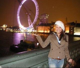 London Eye, November 2006