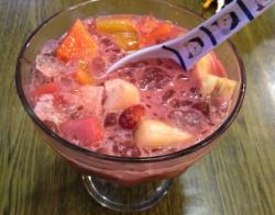 """""""Es Buah"""" - Iced Fruit"""