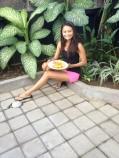 Breakfast After Beach Walk &Yoga
