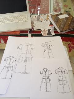 Shirt Dress Designs