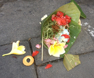 Morning Offerings on the Road