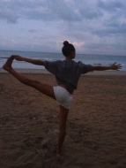 Sunrise Yoga in Kuta