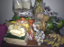 Grocery Shop From The Local Market - $15USD