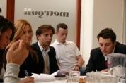 Entrepreneurship Society Presidents Meeting