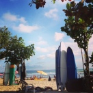 Back to Kuta Beach