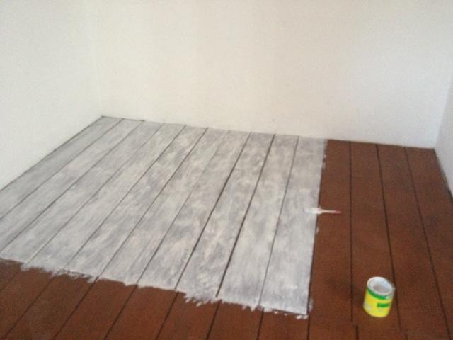 Painting Office Floors