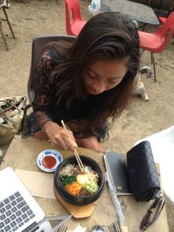 Korean For Lunch