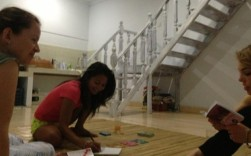 Team bonding exercises