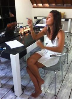 Barefoot Brainstorming