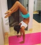 New Yoga Posture