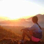 Top of Gunung Batur