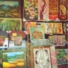 Artwork At Sukawati Market