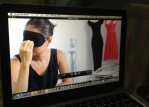 Blind Folded Interview