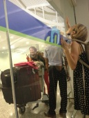 Airport Scene