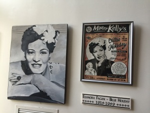 Billie Holiday...