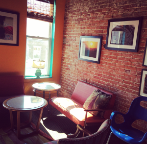 Koba Cafe Baltimore is super cute place in federal hill.