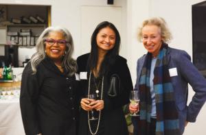 University of Arts London Alumni Event at the New York Foundation of Arts