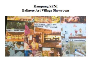 Balinese Art Village Showroom