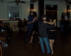 The tango community is a fascinating one linked by a love of dance.