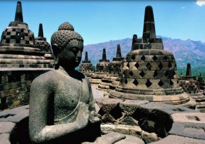 Time to visit Borobudur Temple as an adult.