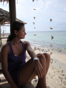 My first visit to Bali as an adult on the Gili Islands.