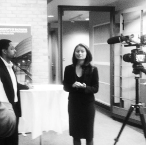 Interview from the Fall during Global Entrepreneurship Week