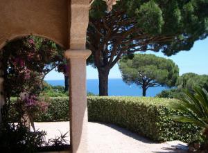 Many years ago in St Tropez.