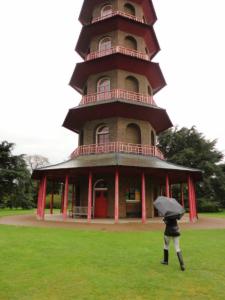Visit to the Royal Botanical Gardens Kew London