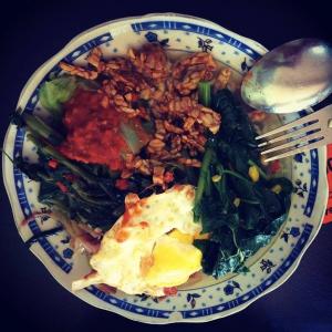 Breakfast $1