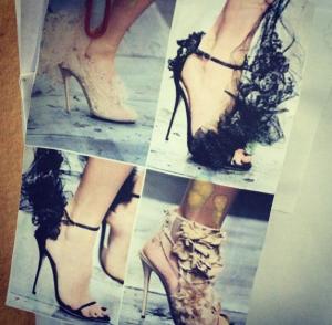 High Fashion Shoe Inspiration